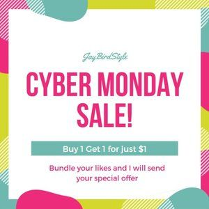 Accessories - Cyber Monday $1 Sale